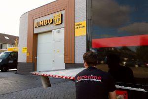 Jumbo Max Verstappen raceauto's